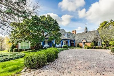 Barrington Single Family Home For Sale: 2 Far Hills Road