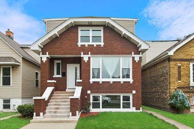 Berwyn Single Family Home For Sale: 2705 Highland Avenue