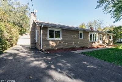 Oswego Single Family Home For Sale: 53 Baseline Road