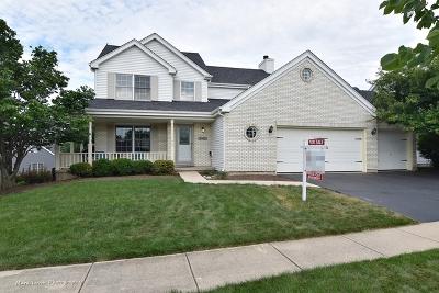 Geneva Single Family Home Price Change: 0n435 Sulley Drive