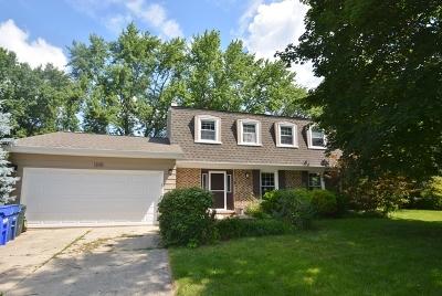 Wheaton Single Family Home Price Change: 1305 Kelle Court