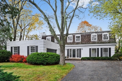 Highland Park Single Family Home For Sale: 2091 Old Briar Road
