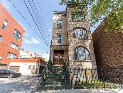 Condo/Townhouse For Sale: 1143 North Damen Avenue #G