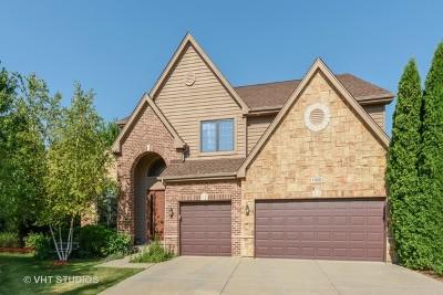Buffalo Grove Single Family Home For Sale: 1100 Old Barn Road