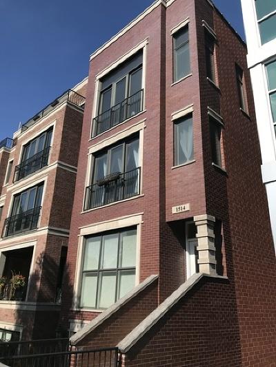 Condo/Townhouse Price Change: 1514 West Cortez Street #2