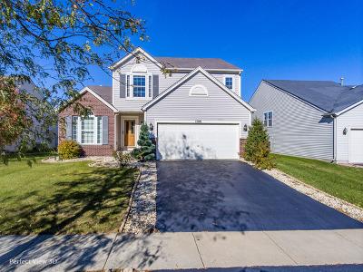 Romeoville Single Family Home For Sale: 1588 Lavender Drive