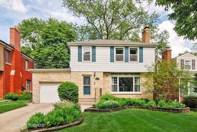 La Grange Single Family Home Price Change: 713 South Spring Avenue