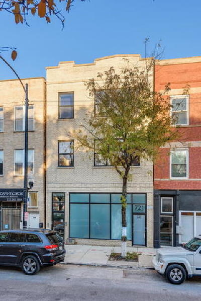Chicago Multi Family Home For Sale: 721 South Western Avenue