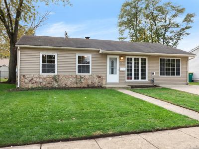 Romeoville Rental For Rent: 13 Dover Avenue