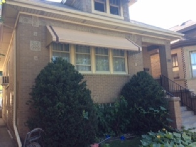 Elmwood Park Single Family Home For Sale: 3107 North 77th Court