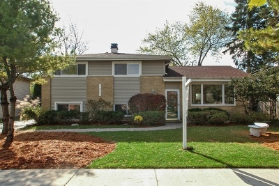Mount Prospect Single Family Home For Sale: 1903 East Camp McDonald Road