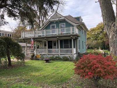 Deerfield Single Family Home For Sale: 846 Chestnut Street