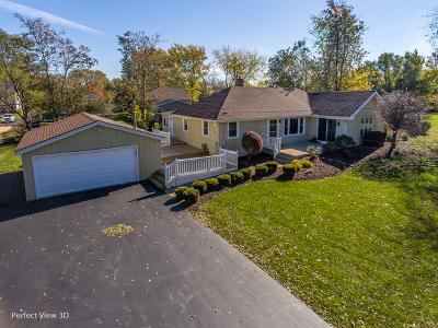 Lemont Single Family Home For Sale: 557 1st Street