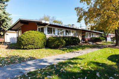 Evergreen Park Single Family Home Contingent: 9259 South Hamlin Avenue