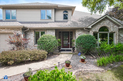 Naperville Single Family Home For Sale: 1104 Prelude Court
