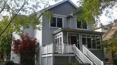 Chicago Single Family Home For Sale: 3646 North Tripp Avenue