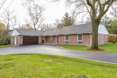 Lake Forest Single Family Home For Sale: 595 North Waukegan Road