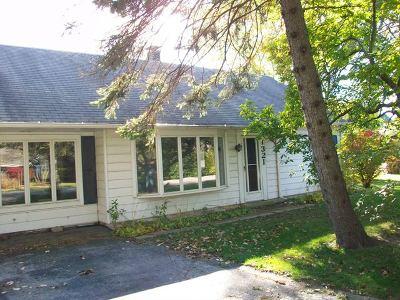 La Grange Highlands Single Family Home Price Change: 1321 60th Street