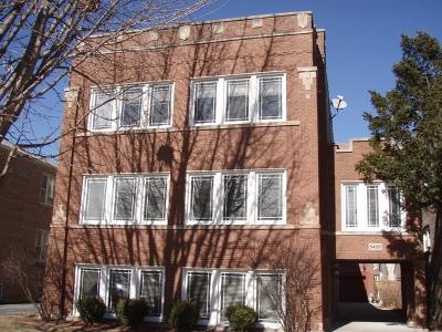 Chicago Multi Family Home For Sale: 5428 West Berteau Avenue