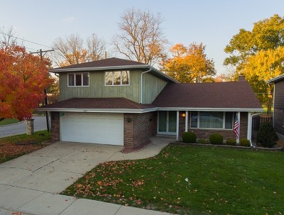 Elmwood Park Single Family Home For Sale: 7960 West Country Club Lane