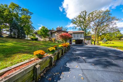 Schererville Single Family Home For Sale: 8330 Austin Avenue