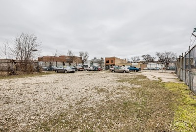 Chicago Residential Lots & Land For Sale: 3532 North Milwaukee Avenue