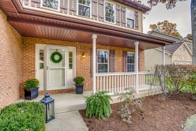 West Chicago Single Family Home For Sale: 1725 Brookwood Drive
