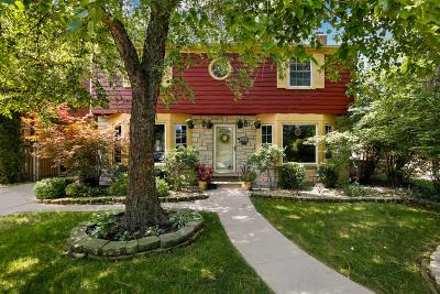 Oak Park Single Family Home For Sale: 1227 Woodbine Avenue