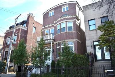 Single Family Home For Sale: 1513 West Altgeld Street