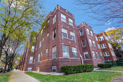 Condo/Townhouse Re-Activated: 3608 West Wilson Avenue #3