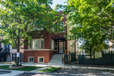 Chicago Multi Family Home For Sale: 3351 West Crystal Street