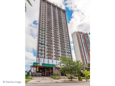 Condo/Townhouse For Sale: 6145 North Sheridan Road #8D
