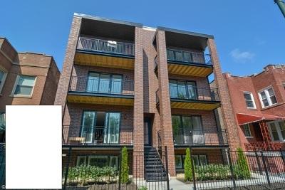 Condo/Townhouse For Sale: 3340 North Lawndale Avenue #3S