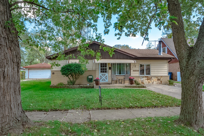 Midlothian Single Family Home For Sale: 14515 Springfield Avenue