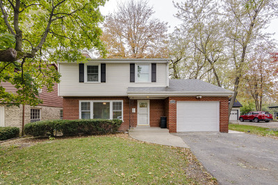 Flossmoor Single Family Home For Sale: 914 Sterling Avenue