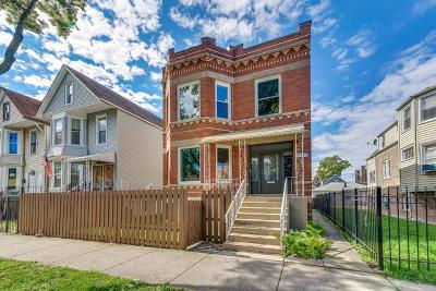 Chicago Multi Family Home For Sale: 3936 North Sacramento Avenue