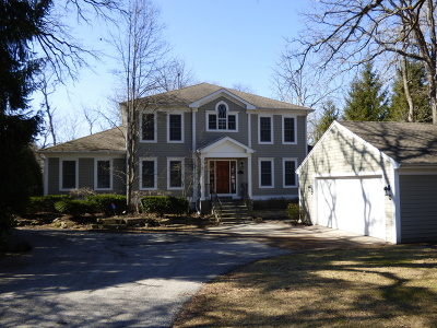 Lake Forest Single Family Home For Sale: 910 Waveland Road