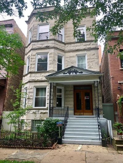 Andersonville Multi Family Home For Sale: 1433 West Winona Street