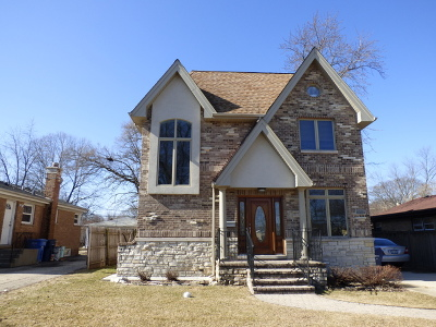 Highland Park Single Family Home For Sale: 578 Barberry Road
