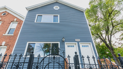 Chicago Multi Family Home For Sale: 1355 West 16th Street
