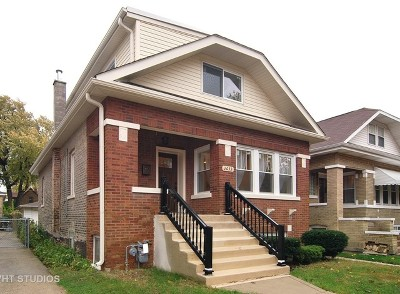 Berwyn Single Family Home For Sale: 3633 Euclid Avenue