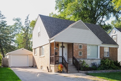 Arlington Heights Single Family Home For Sale: 1106 North Dryden Street