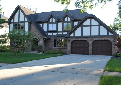 Willowbrook IL Single Family Home For Sale: $649,900