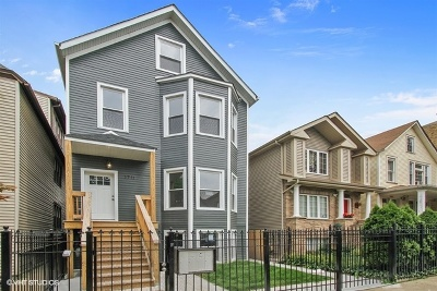 Multi Family Home For Sale: 1711 North Albany Avenue