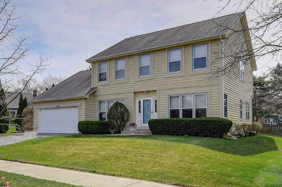 Naperville Single Family Home For Sale: 1154 Ardmore Drive