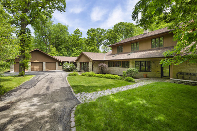 Single Family Home For Sale: 1675 Robinwood Lane