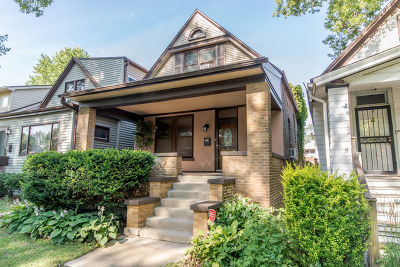 Oak Park Single Family Home For Sale: 839 North Lombard Avenue