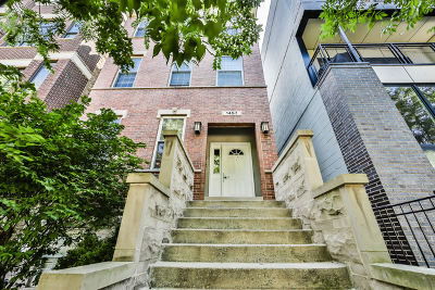 Condo/Townhouse For Sale: 1457 West Fry Street #1