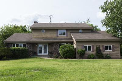 Woodstock Single Family Home For Sale: 12202 Baker Terrace