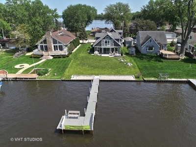 Johnsburg Single Family Home For Sale: 810 River Terrace Drive